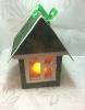 фонарик для гномика зеленый фото
