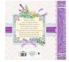 Книга пожеланий лавандовая 001680