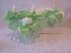 коробка для денег салатовая фото