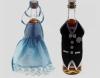 голубая свадьба украшения купить