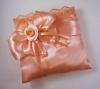 свечи свадебные персиковые