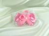 свадебные розовые подвязки фото
