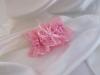 подвязка невесты розовая фото