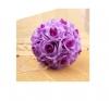 шар цветочный сиреневый фото