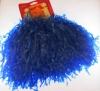 помпоны для танцев синие фото