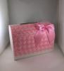 красивые розовые свадебные сундучки фото