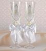свадебные бокалы ручной работы фото