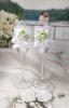 """Свадебный набор  """"Римма"""" белый 6 предметов 002869"""