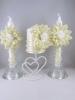 свечи айвори на свадьбу фото