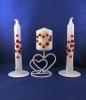 домашний очаг свечи красные фото