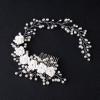 украшение волос невесты фото